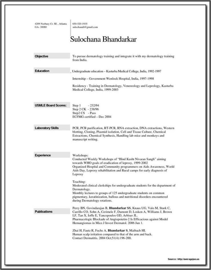 100 Free Online Resume Builder