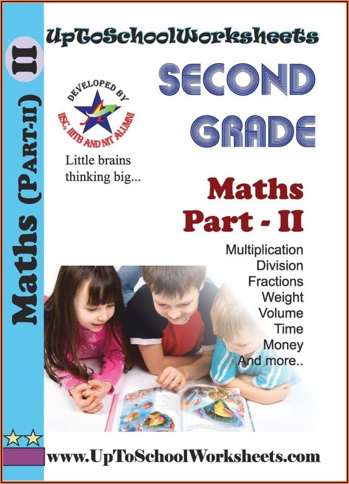 2nd Grade Cbse Maths Worksheets