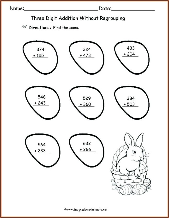 3rd Grade Division Worksheets Common Core