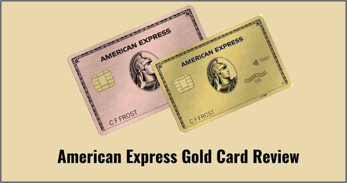 American Express Business Gold Card Limit