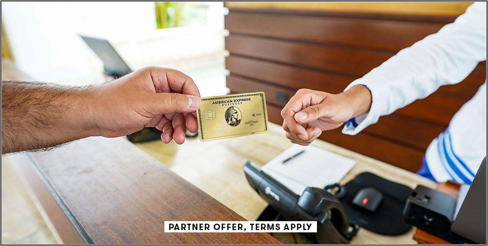 American Express Business Gold Rewards Card Benefits