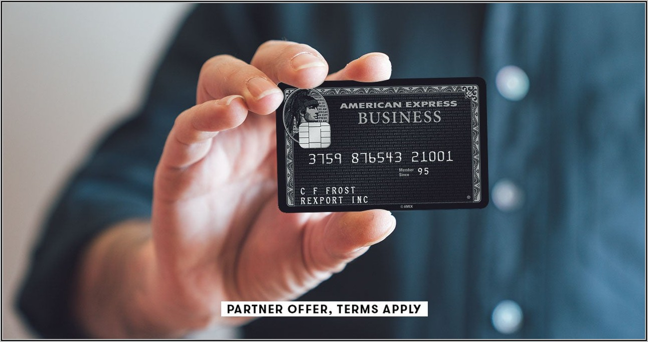 Amex Business Credit Cards Canada