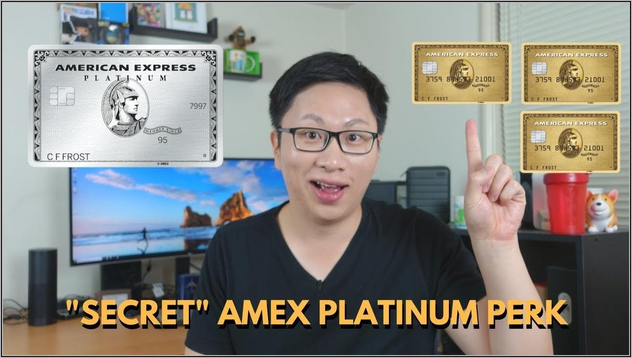Amex Business Platinum Card Authorized User