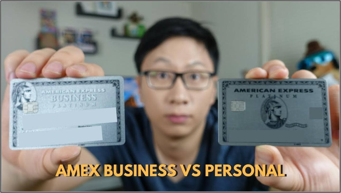 Amex Business Platinum Card Canada