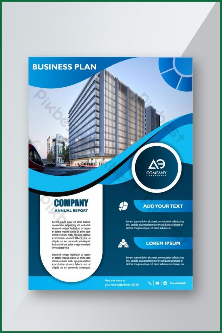 Annual Business Plan Template Free