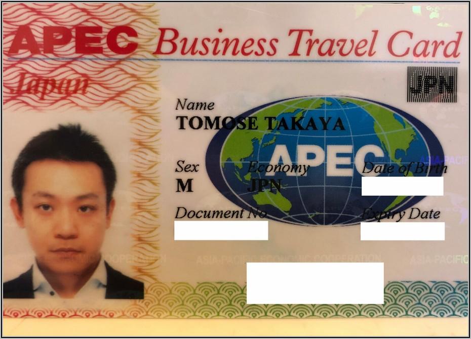 Apec Business Travel Card Australia Cost