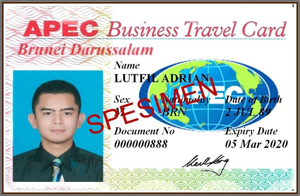 Apec Business Travel Card Australia