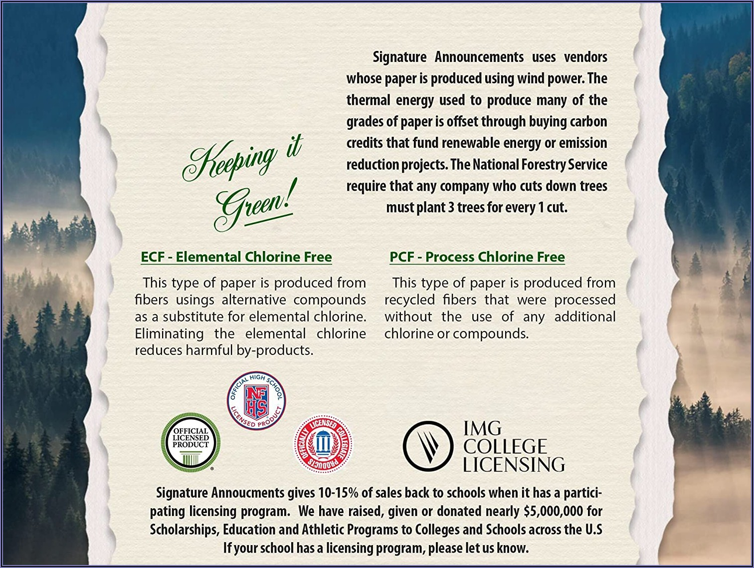 Appalachian State University Graduation Announcements