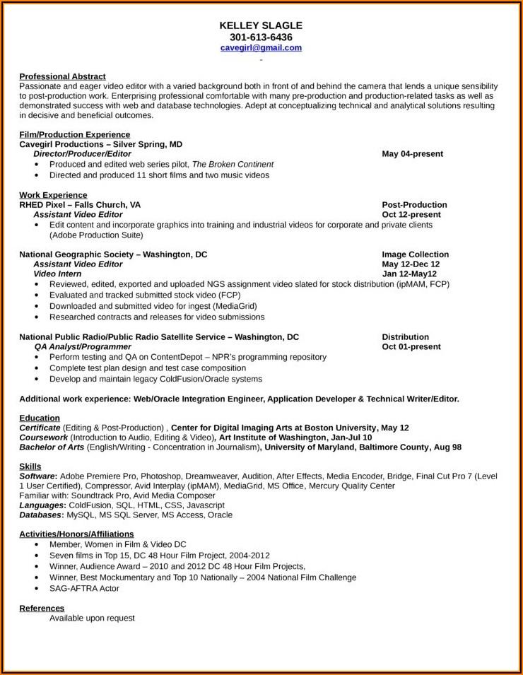 Best Free Resume Builder Sites