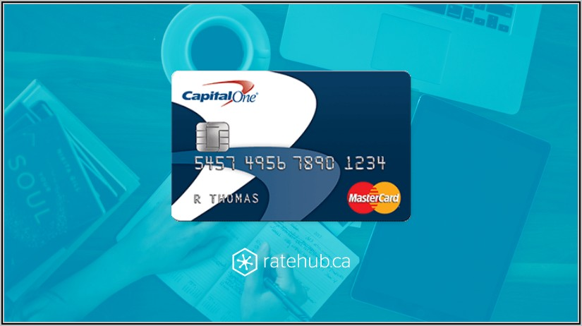 Capital One Business Card Canada