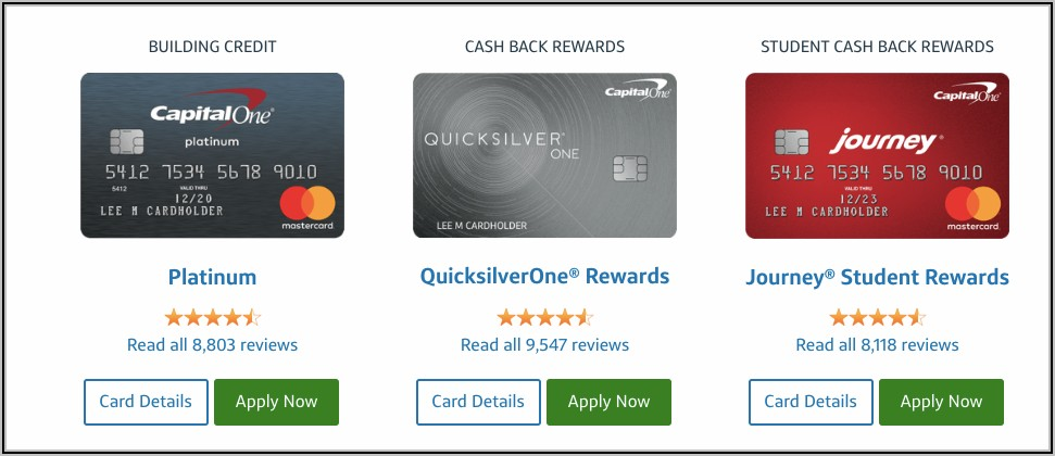 Capital One Business Card Pre Qualify