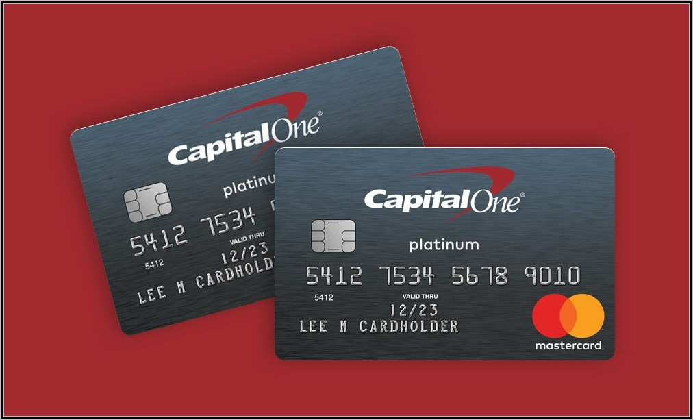 Capital One Business Credit Card Uk