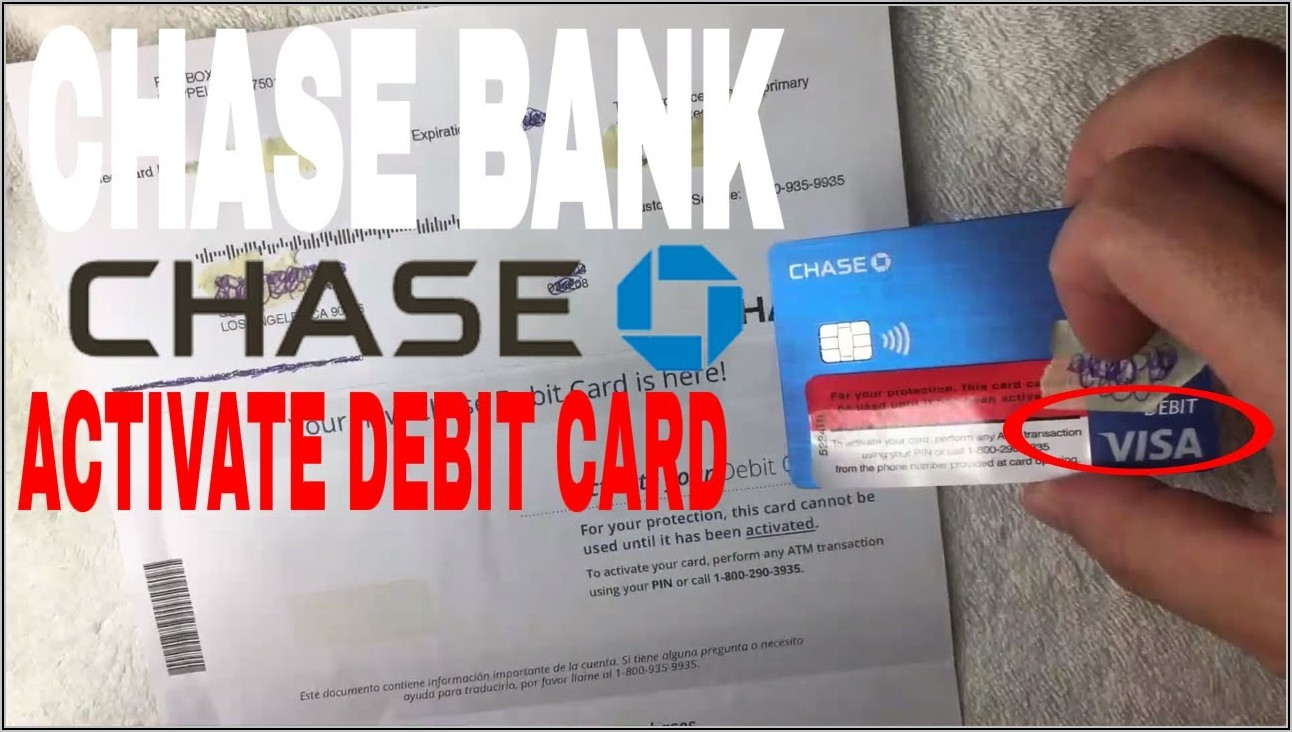 Chase Business Debit Card Pin Number