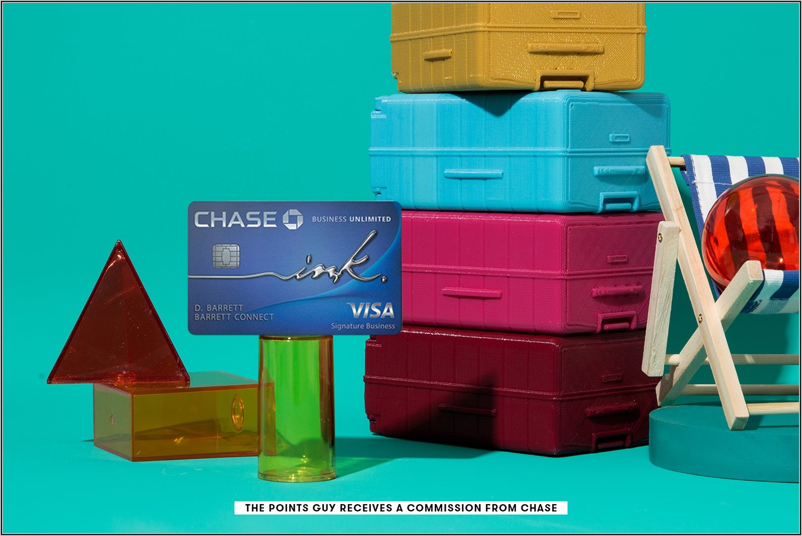 Chase Ink Business Card Benefits