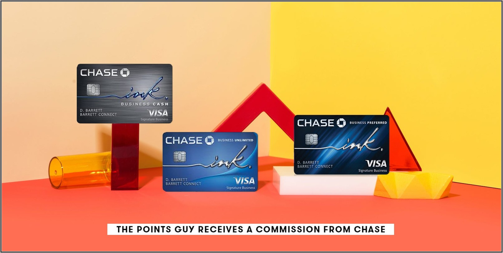 Chase Ink Business Card Comparison