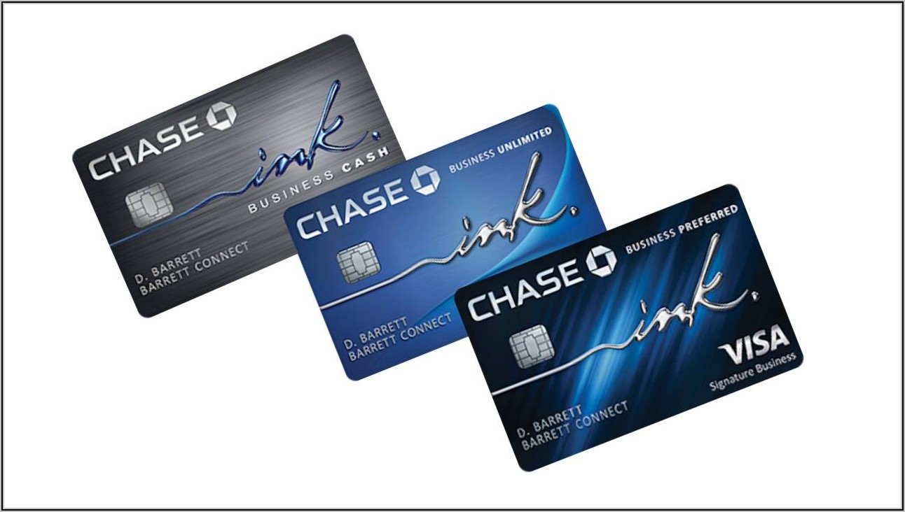 Chase Ink Business Card Phone Number