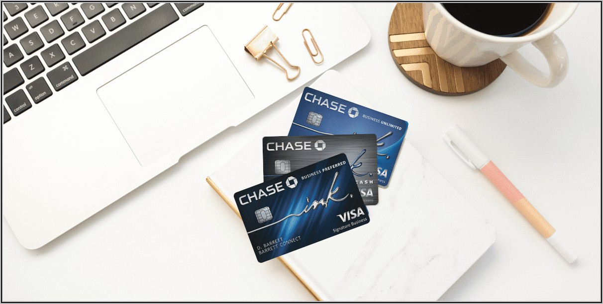 Chase Ink Business Cards