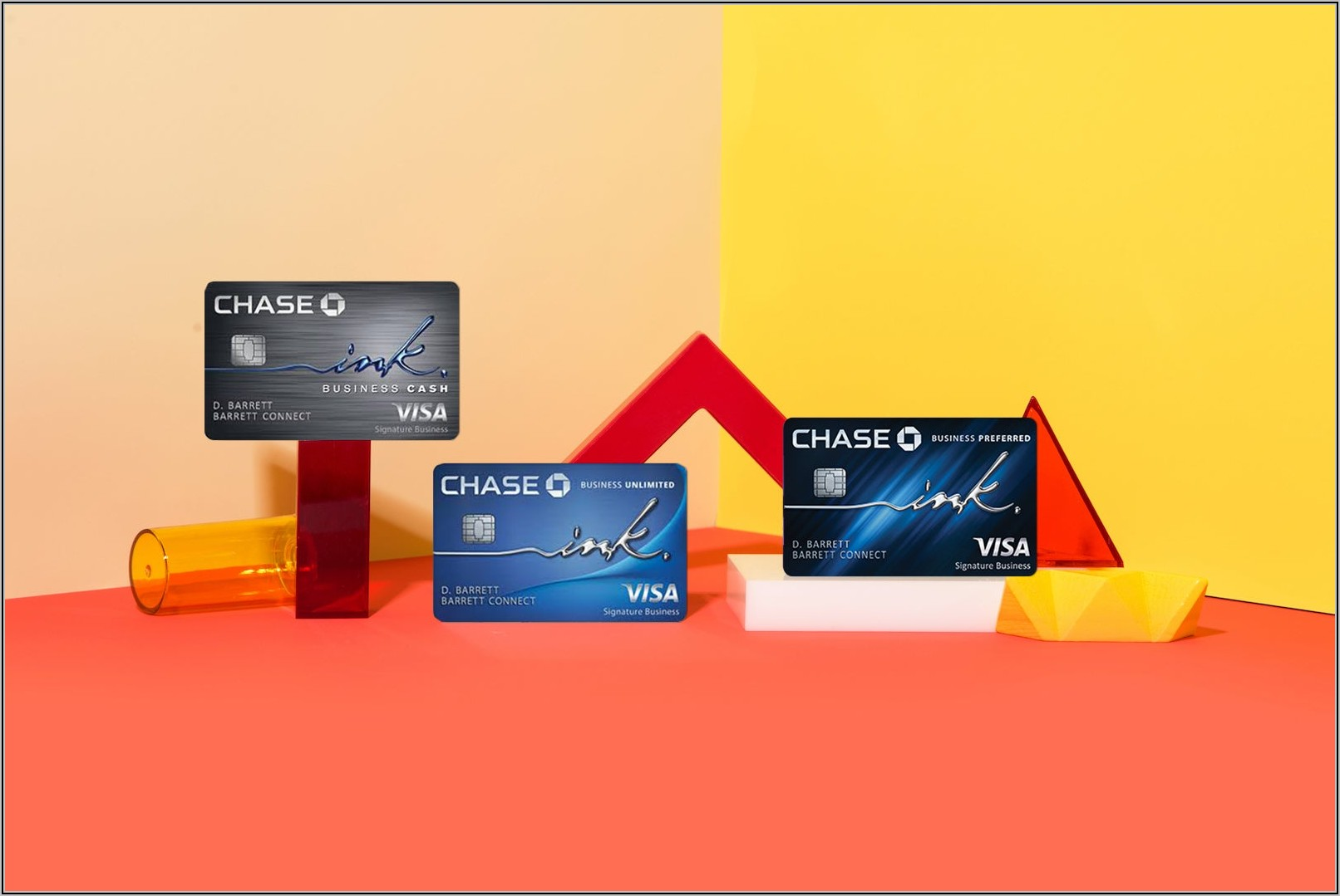 Chase Ink Business Cash Gift Cards