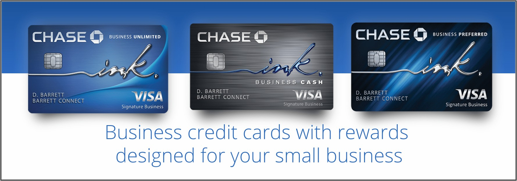 Chase Ink Cash Business Card Credit Score