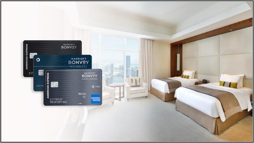 Chase Marriott Rewards Premier Plus Business Credit Card