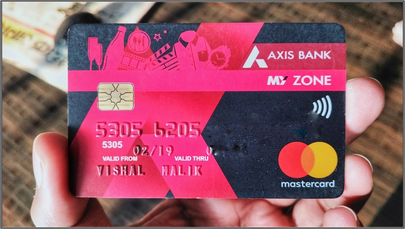 Chip Visa For Business Platinum Card Axis Bank