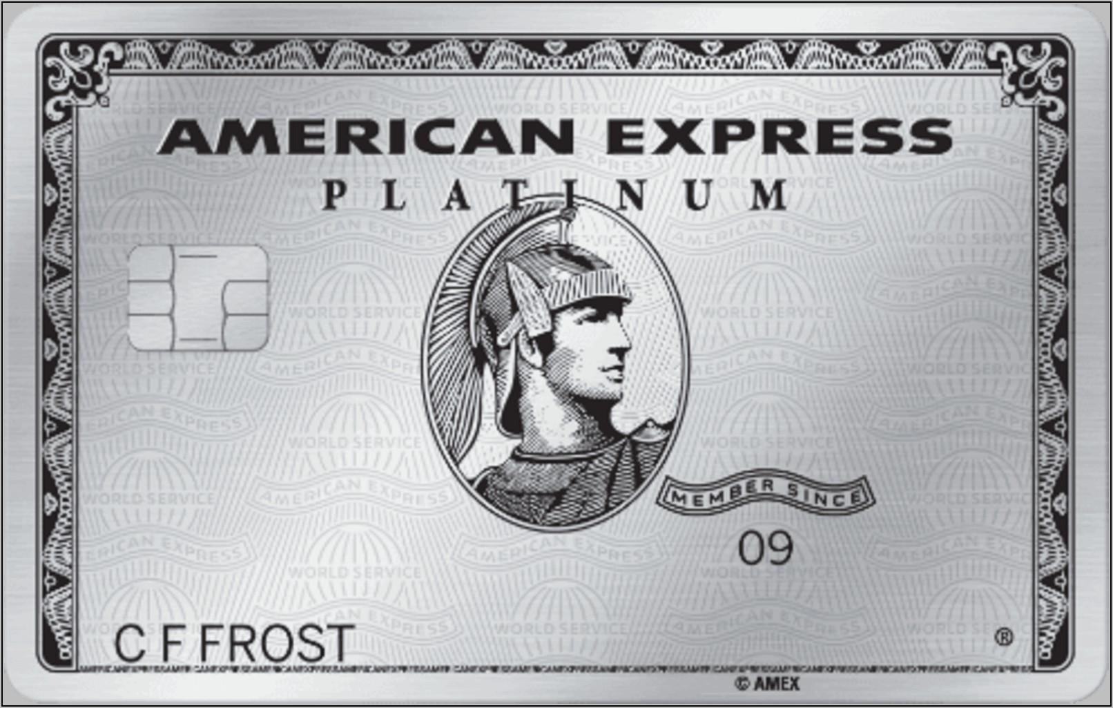 Corporate Platinum Credit Card Benefits