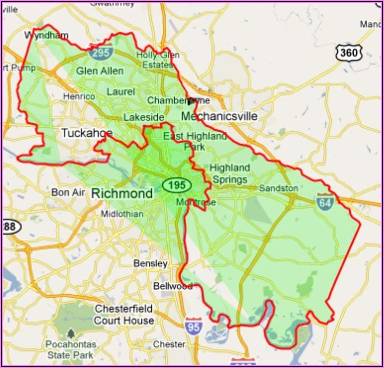 Dominion Power Outage Map Henrico
