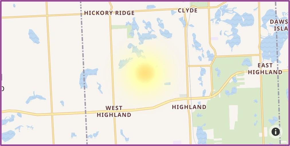 Dte Outage Map Howell Michigan