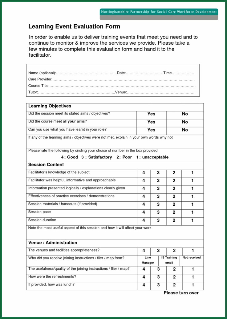 Employee Self Performance Review Template Pdf