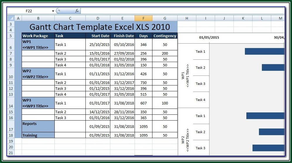 Employee Yearly Attendance Sheet Format In Excel Free Download