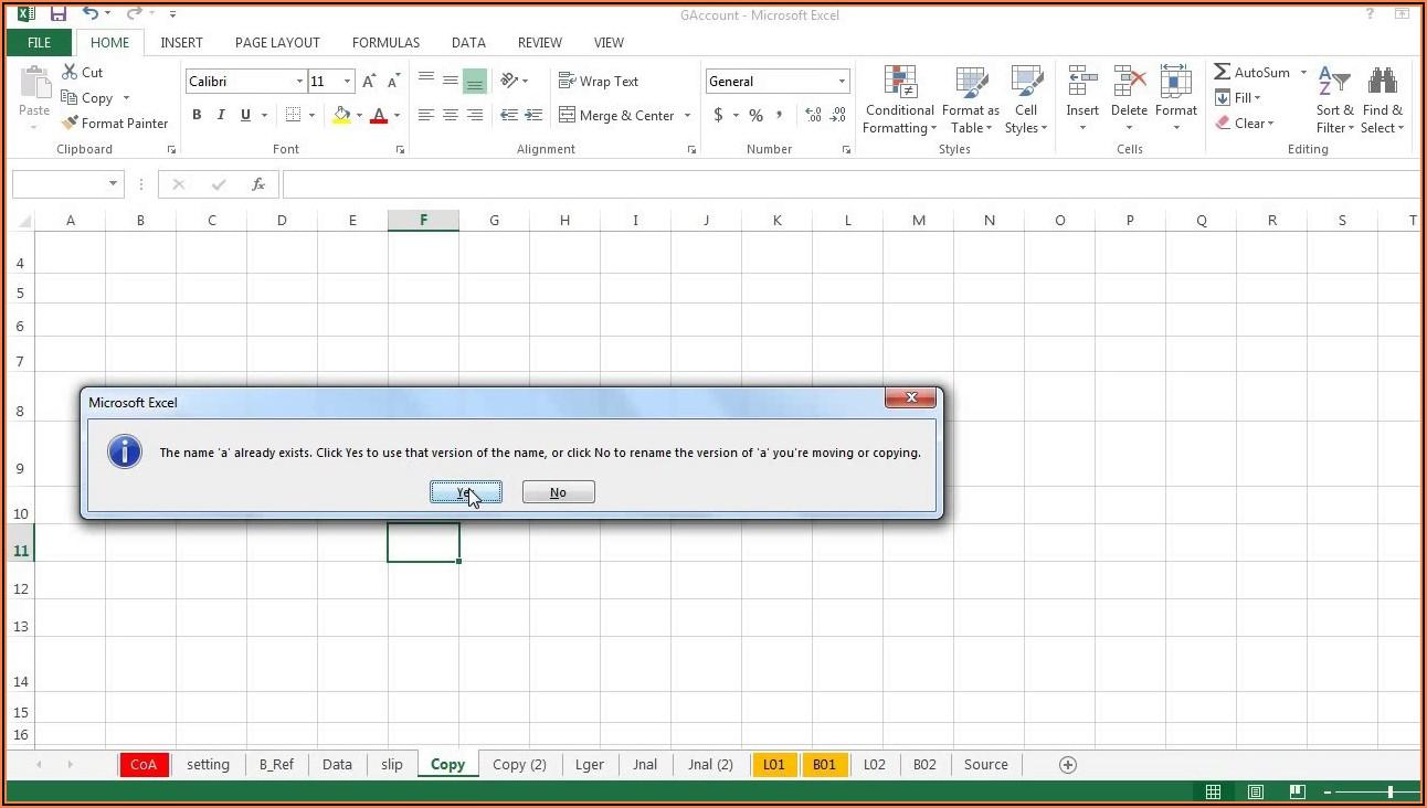 Excel Vba Check For Worksheet Exists
