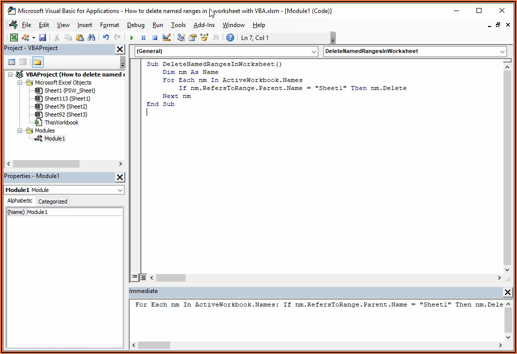 Excel Vba Delete All Objects On Worksheet
