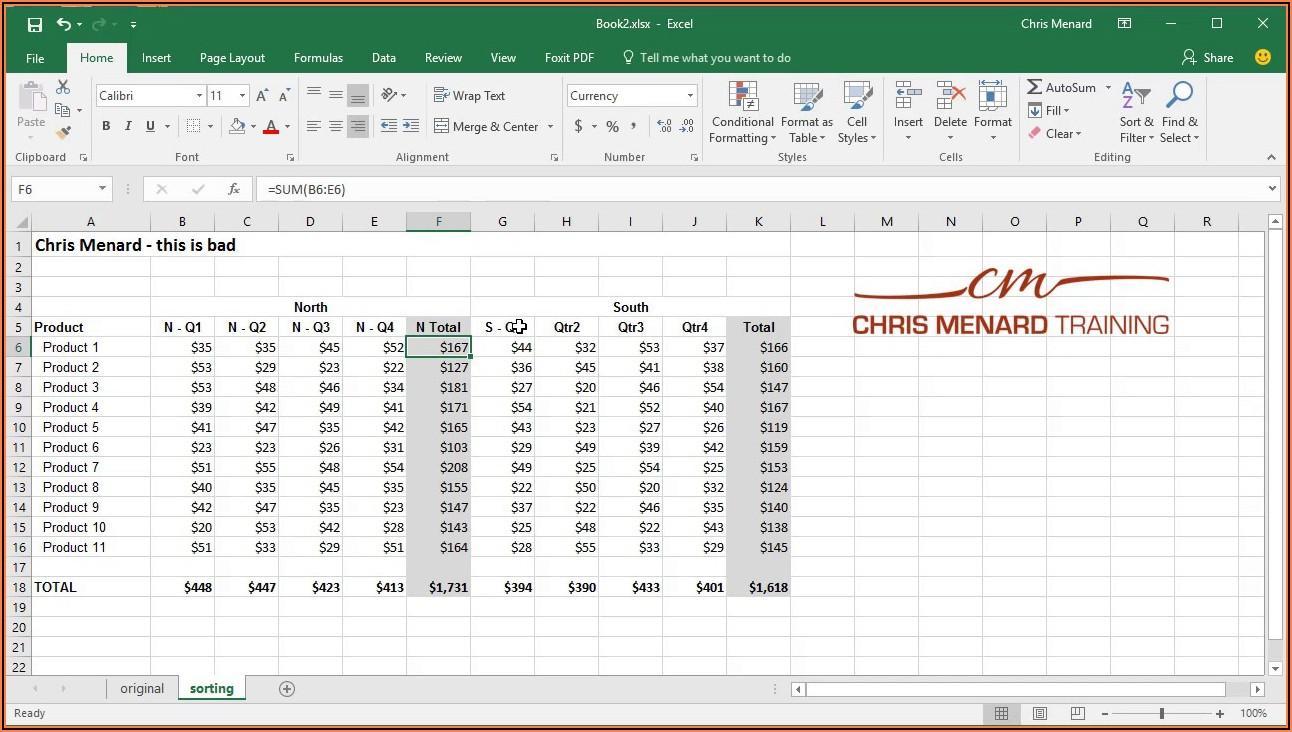 Excel Vba Sort Column Without Header