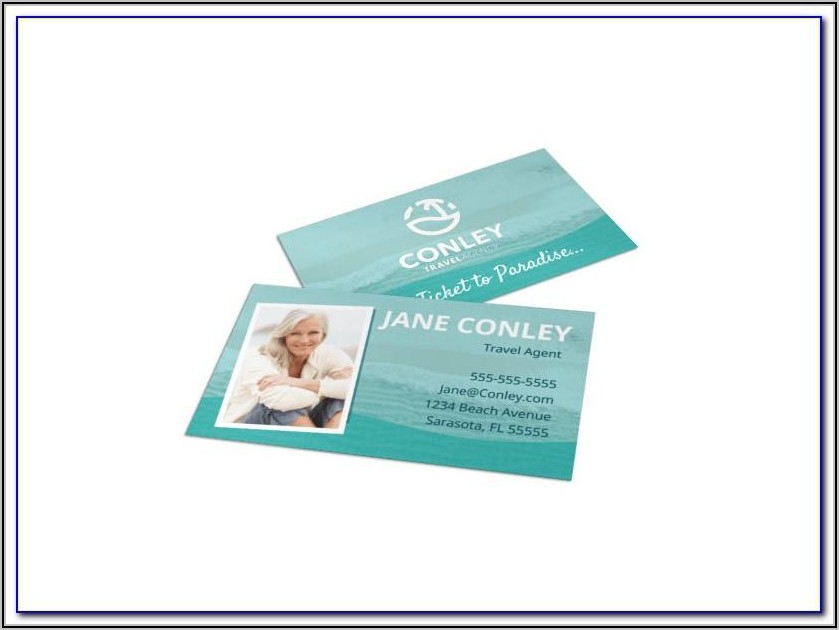Eyelash Business Cards Templates