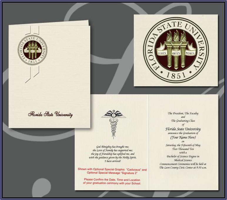 Formal College Graduation Announcement Wording