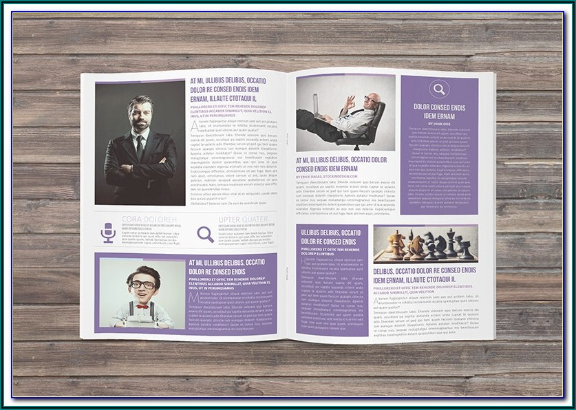 Free Indesign Newsletter Templates Download