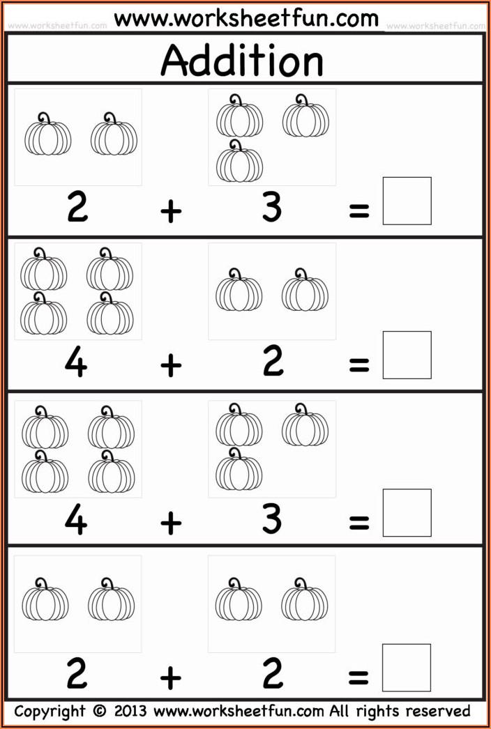 Free Printable Worksheets For Kindergarten Writing