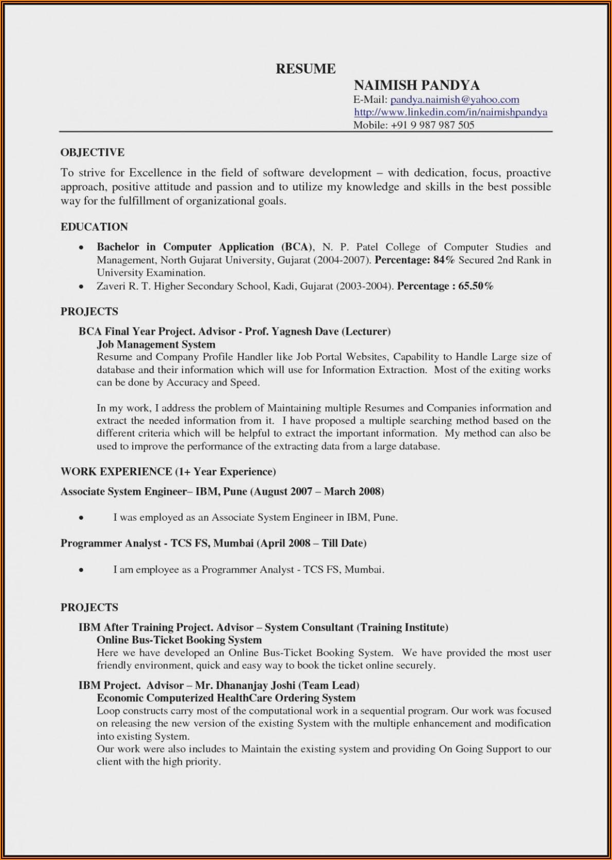 Free Resume Builder Online Reddit