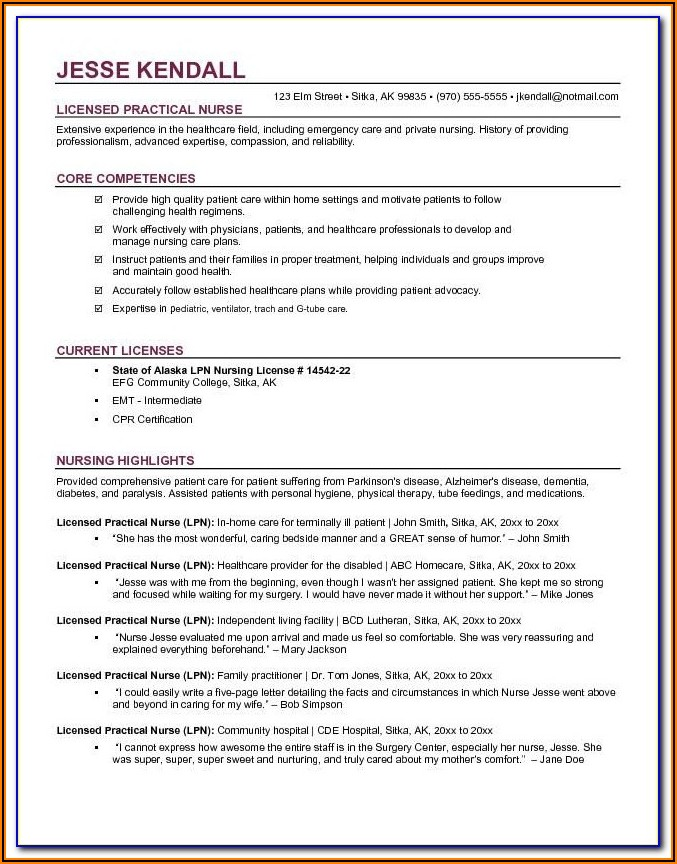 Free Resume Template Download For Mac