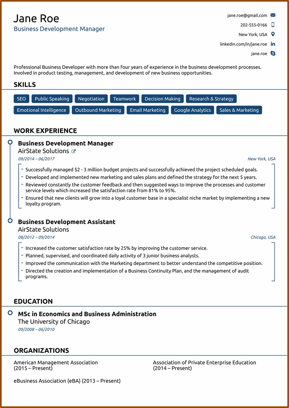 Free Resume Templates 2019 Word Download