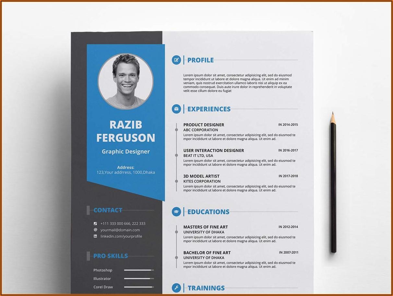 Free Resume Templates Word 2020