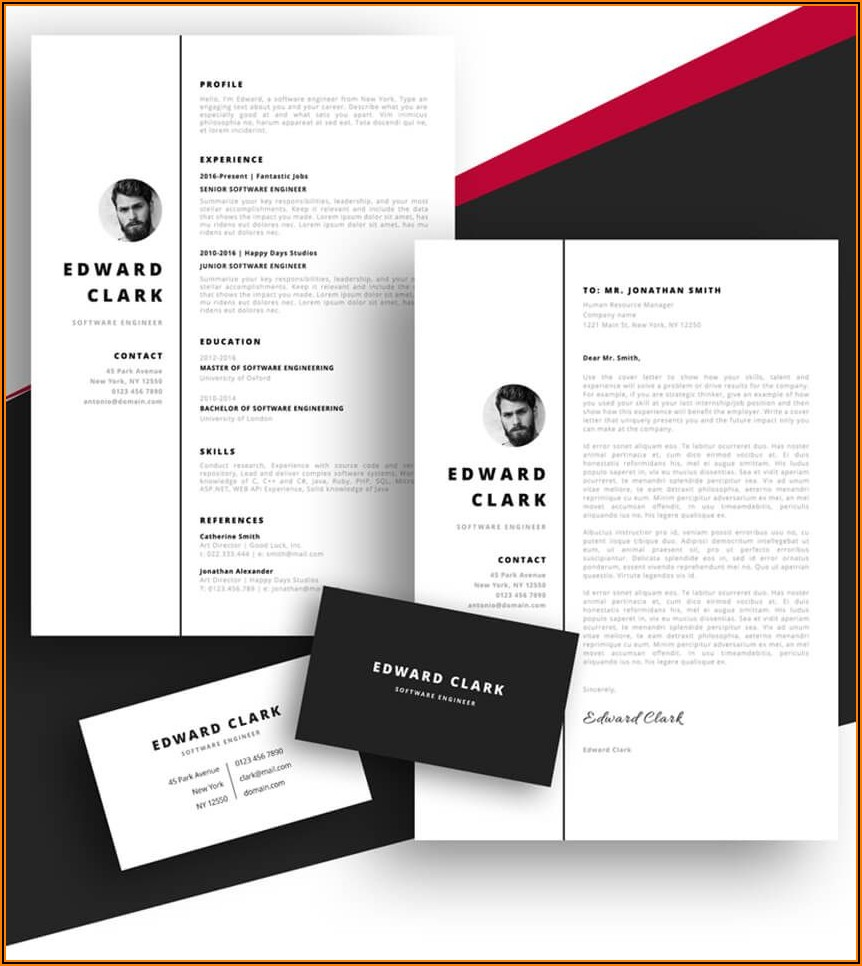 Free Resume Templates Word Mac