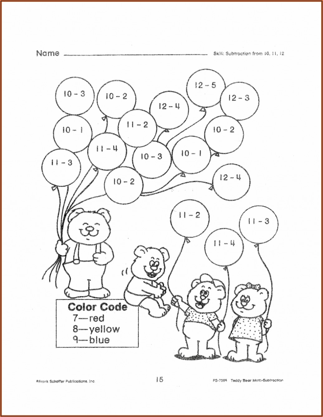 Free Worksheets For 2nd Grade Math
