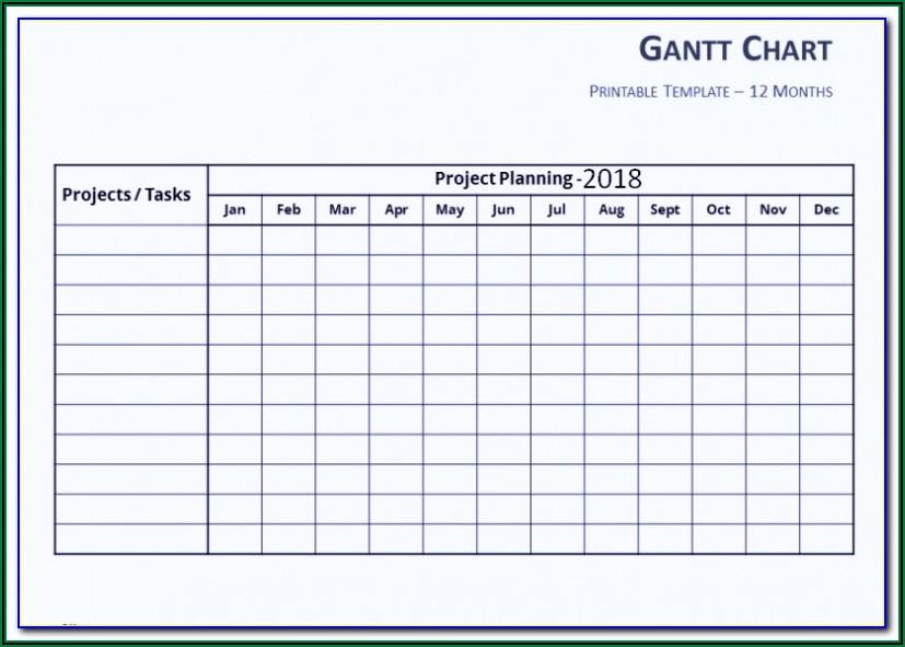 Gantt Chart Template Xls Download