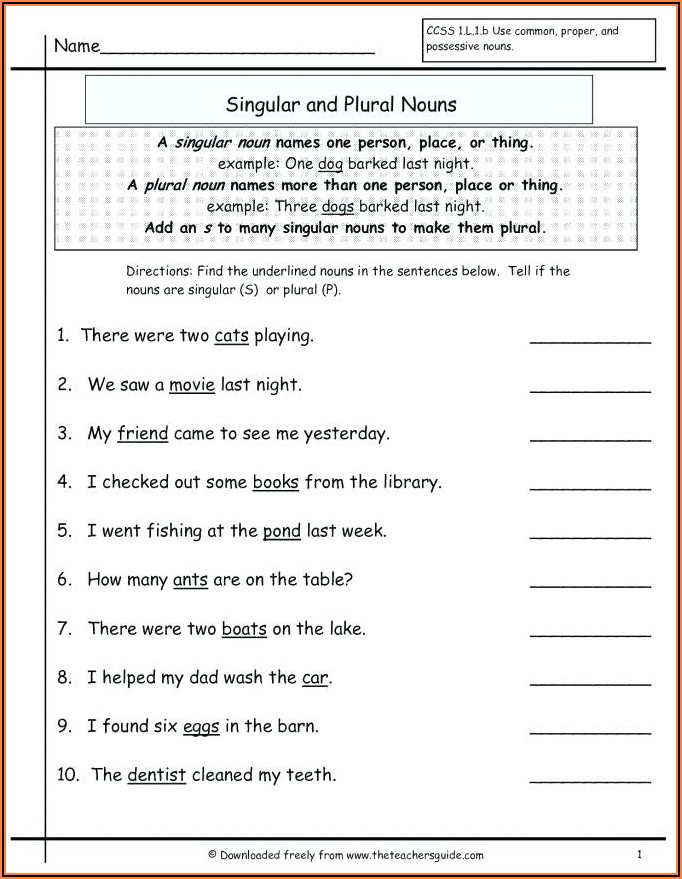 Grade 4 Science Worksheets Free Printable