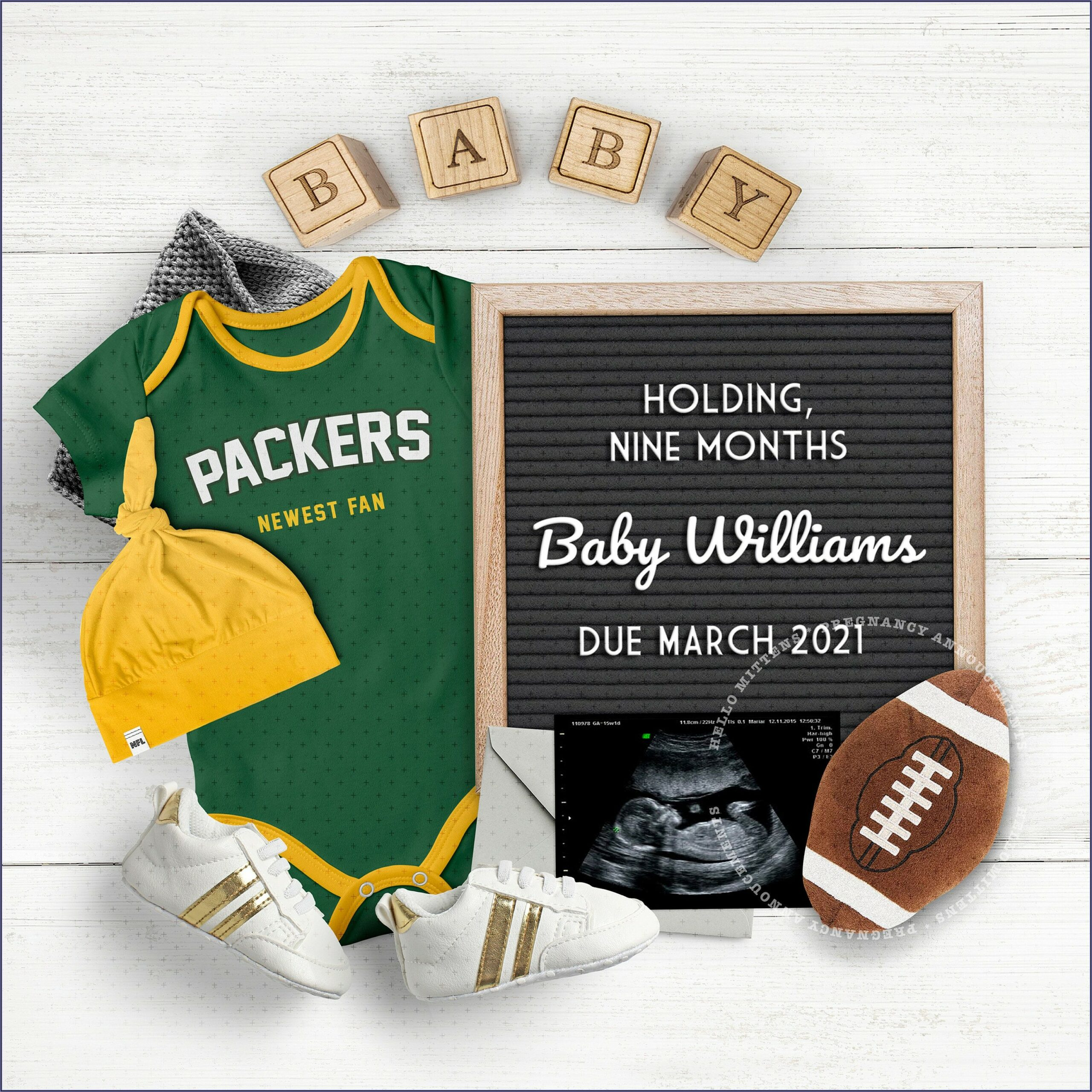 Green Bay Birth Announcements