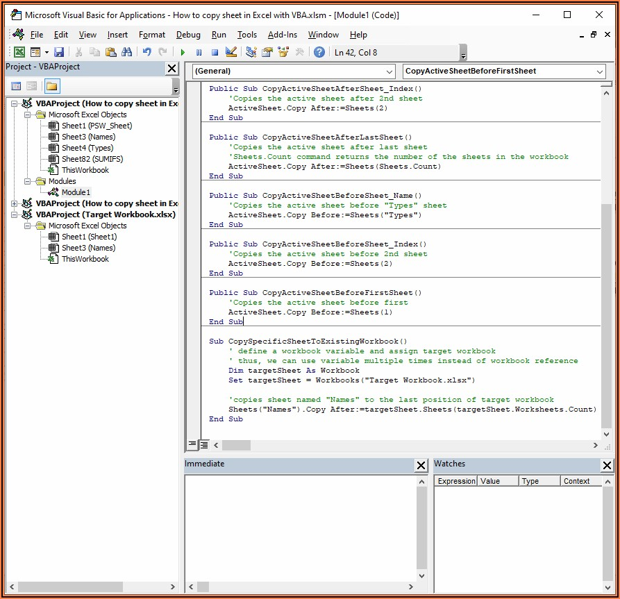How To Reference Another Workbook Vba
