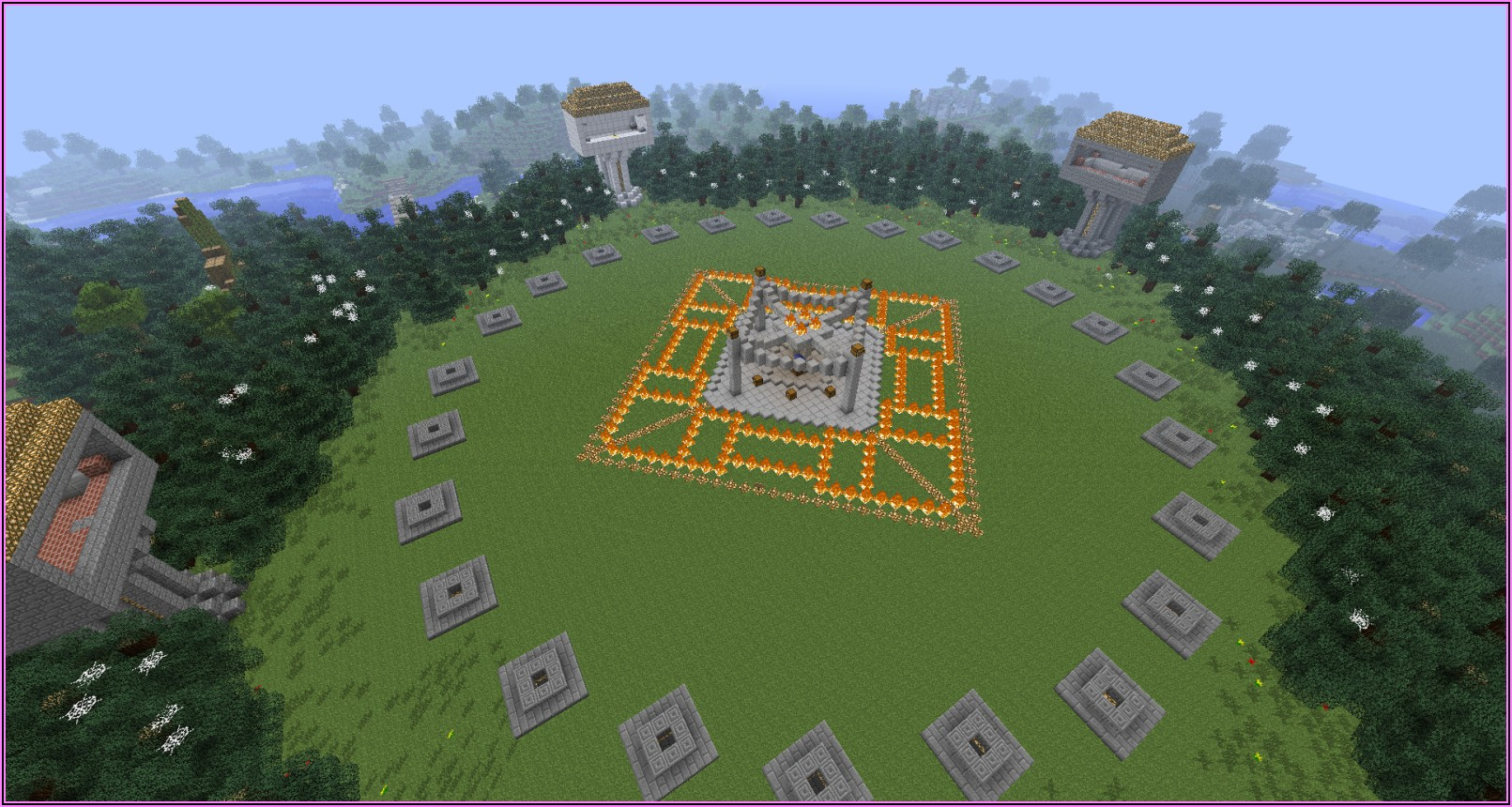 Hunger Games Maps For Minecraft Pe Free Download