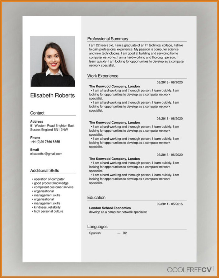 Is There Any Really Free Resume Builder