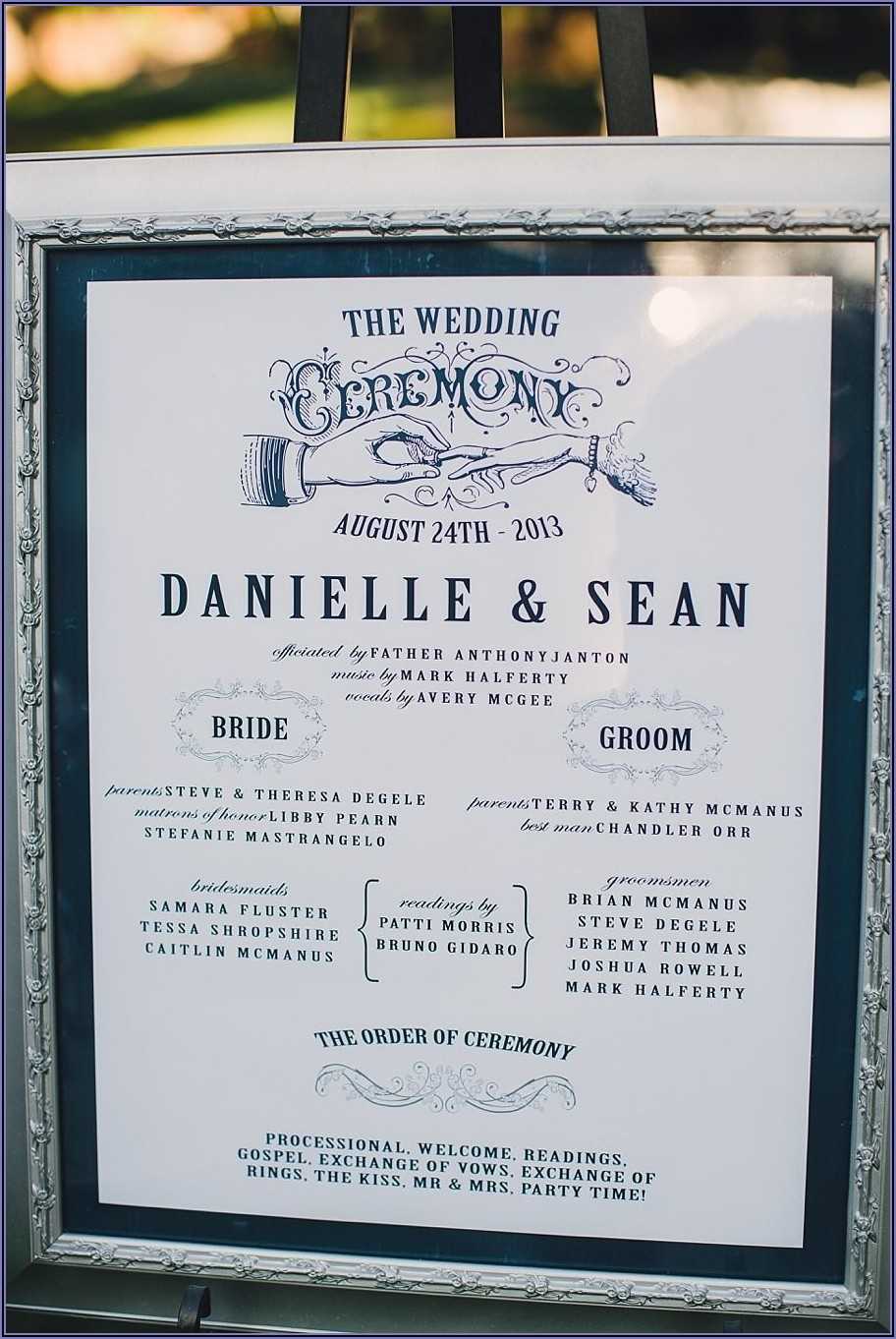 Morning Call Wedding Announcements